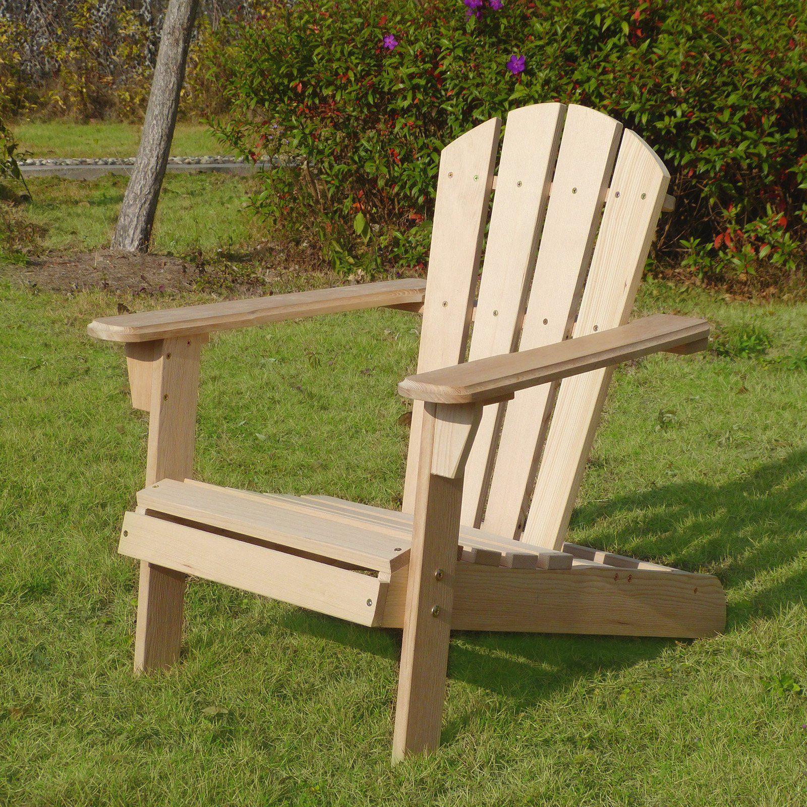 Outdoor Merry Products Kids Adirondack Chair Kit Kids Adirondack