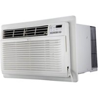 Best Buy Lg 500 Sq Ft Through The Wall Air Conditioner And 500 Sq Ft Heater White Lt1237hnr Window Air Conditioner Wall Air Conditioner Air Conditioner
