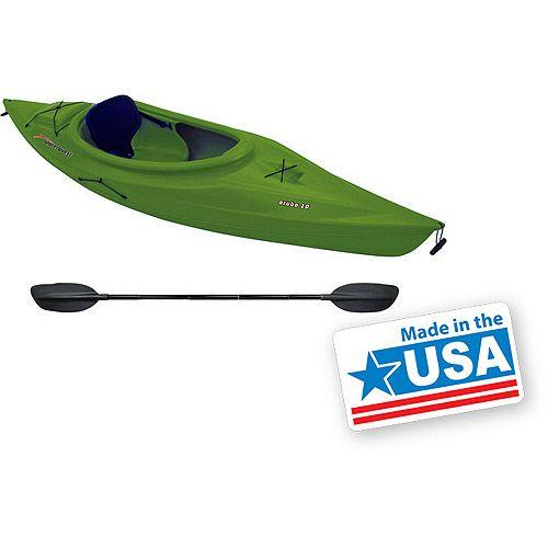 Sun Dolphin Aruba 10 Sit N Kayak W Padl Walmart Com Sit On Kayak Kayaking White Water Kayak