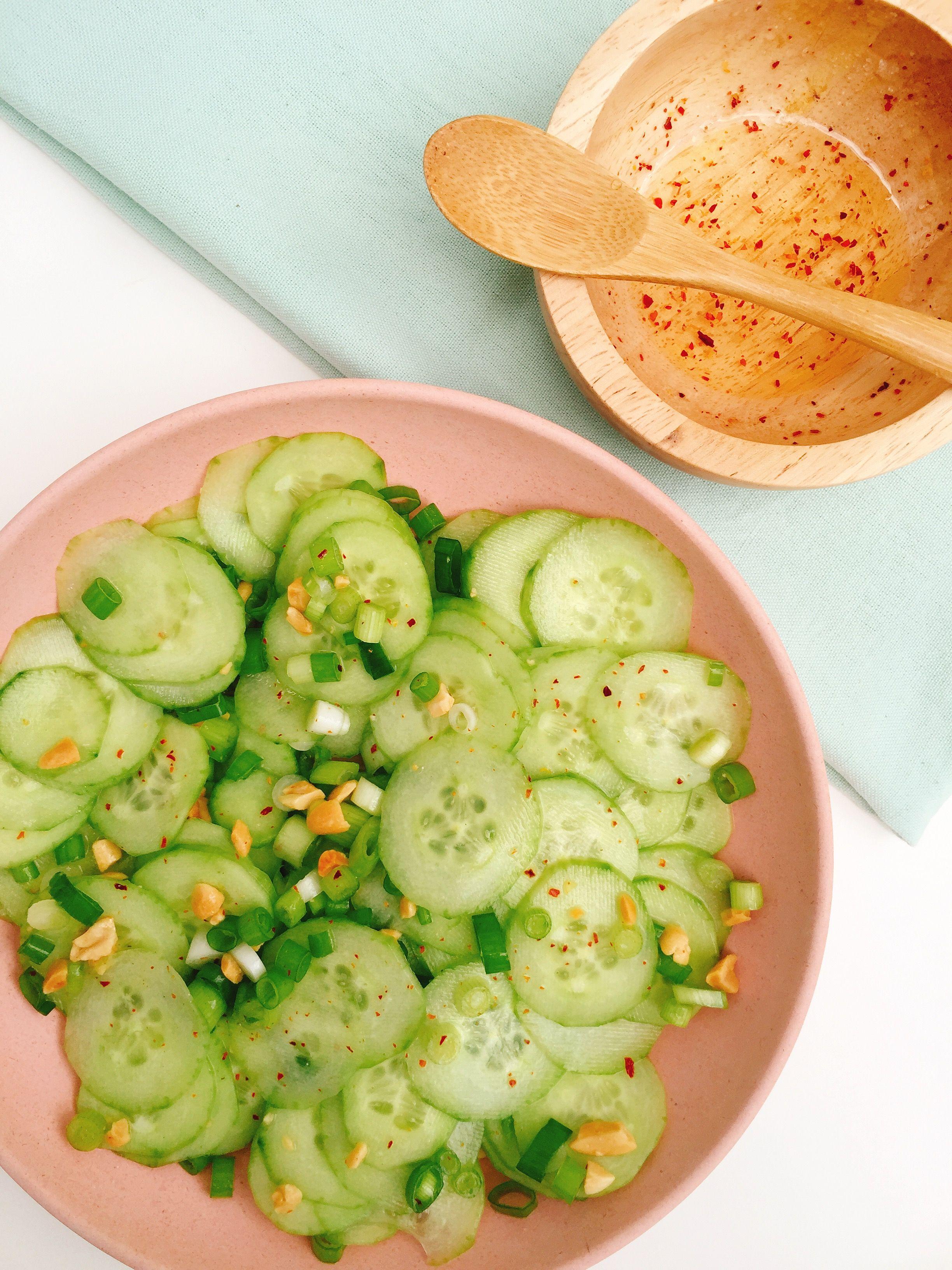 recept thaise komkommersalade