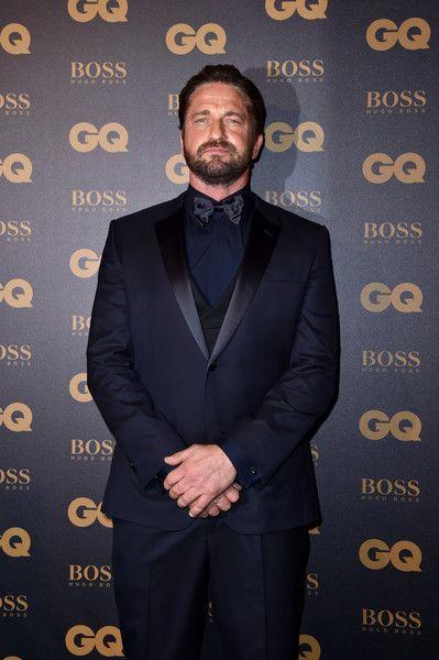 Gerard Butler Photos Photos Gq Men Of The Year Awards 2016 Photocall At Musee D Orsay Gerard Butler Gq Men Actor Gerard Butler
