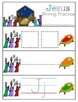 Fun Printable Activities - learning the letter J