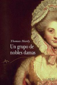 Un grupo de nobles damas