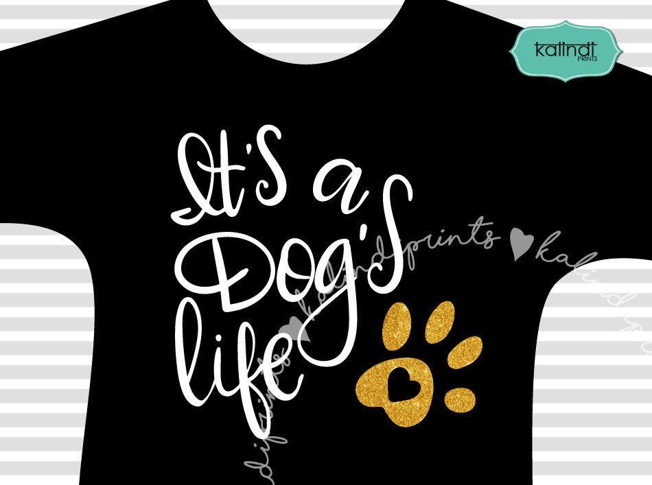Download Dog's life svg, Dog lover svg, hand-lettered, dog svg, pet ...