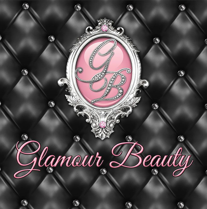 Glamour Beauty Logo Design for client (avec images