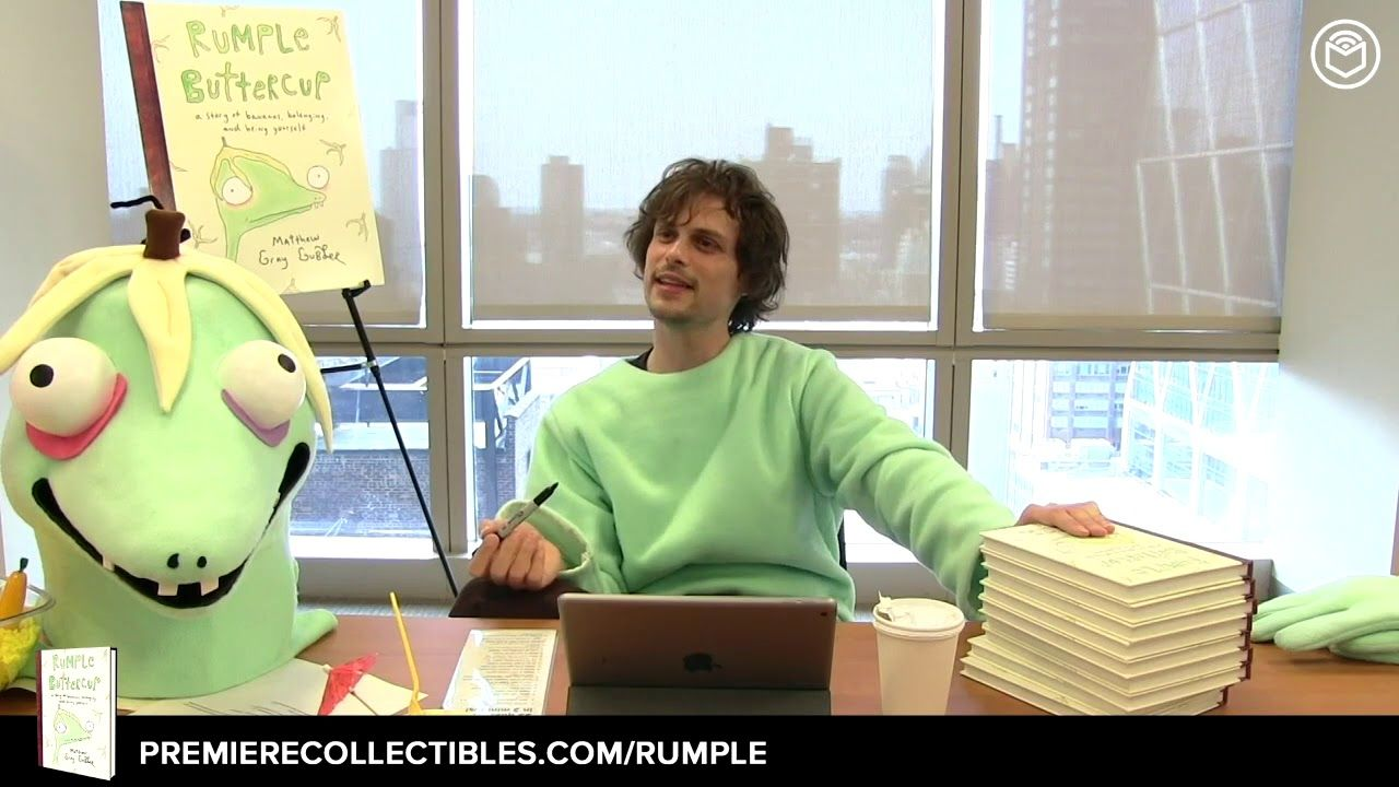 Matthew gray gubler answers 22 questions about himself