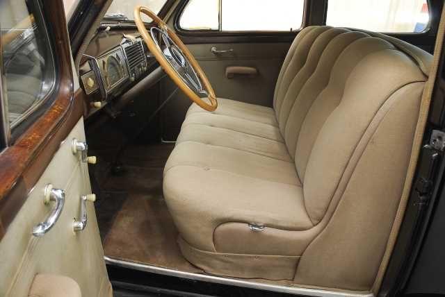 Superb 1938 Buick Roadmaster Sedan | Classic Auto Interiors | Pinterest | Buick  Roadmaster, Sedans And Car Photos