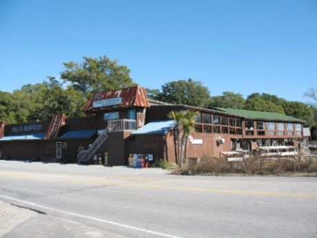 Crabby Oddwaters Restaurant Bar Sunset Beach Nc Beach Sunset Myrtle Beach Nightlife Sunset Beach Nc