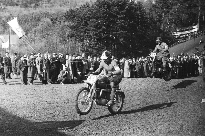 Rolf Tibblin | Enduro, six-days - Motocross en Vehicles