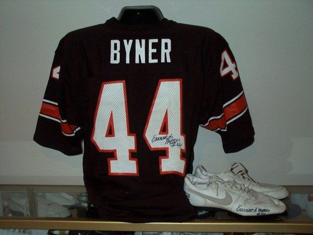 earnest byner cleveland browns pinterest | Pin by Showdawg Browns ...