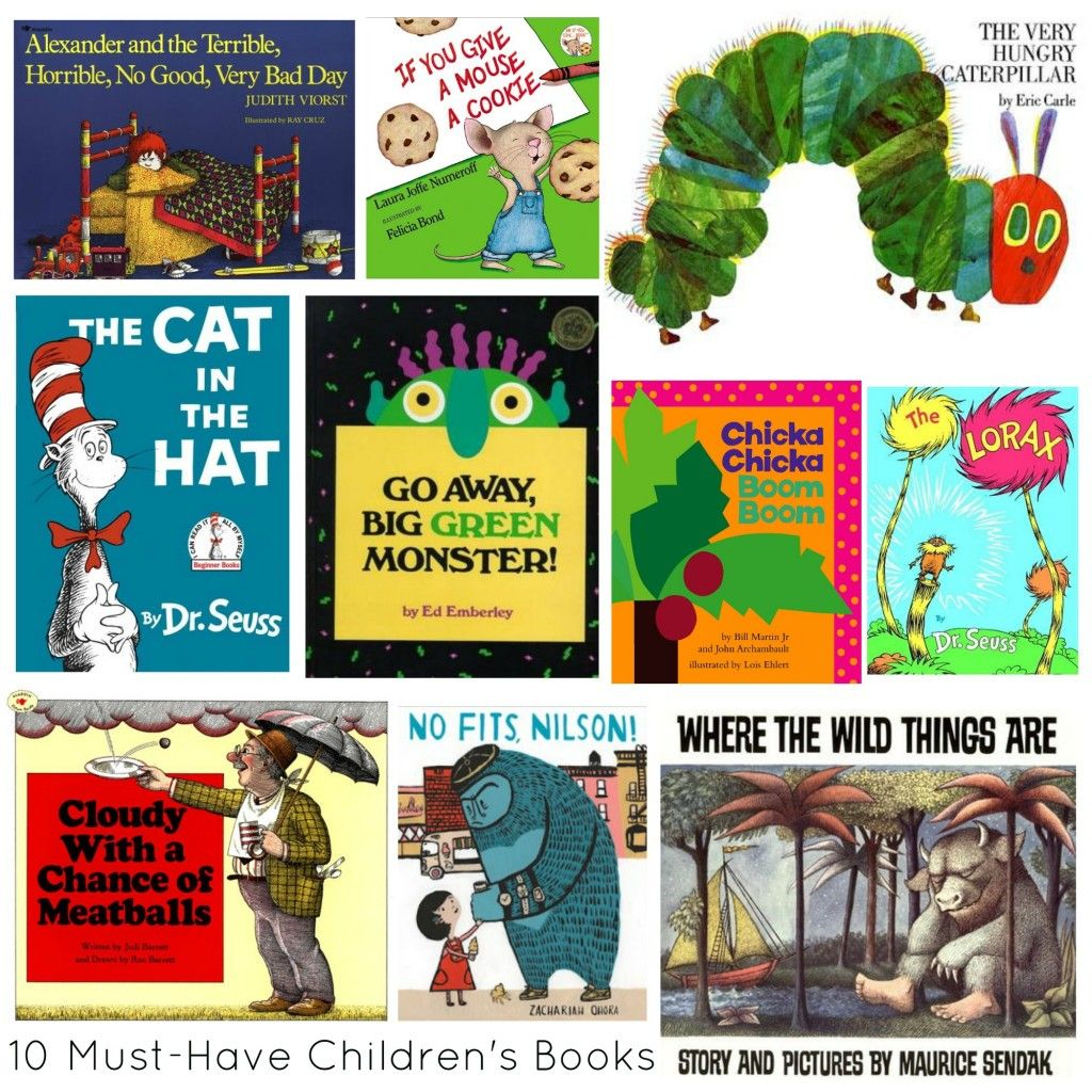 Top 10 Must-Have Childrens Books Followitfindit  -5140