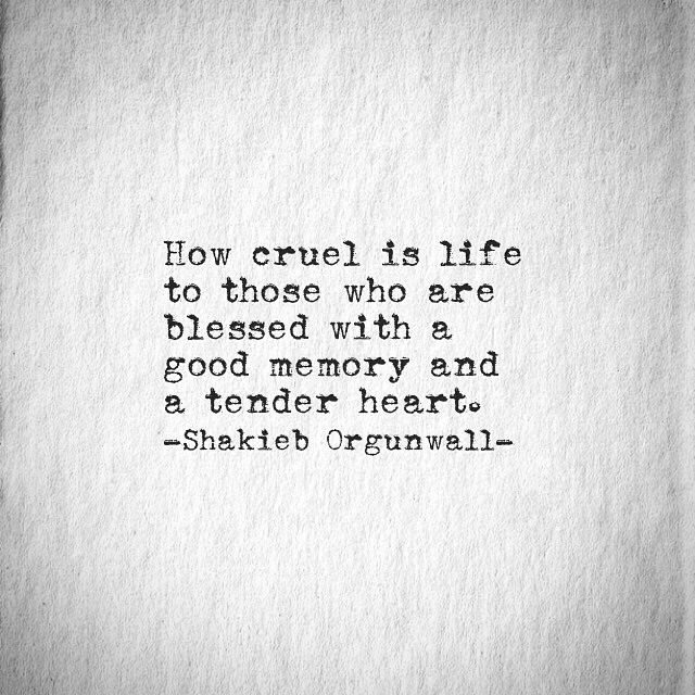 Strong Poetry Quotes: Shakieb Orgunwall Quotes Poems Poetry And Prose