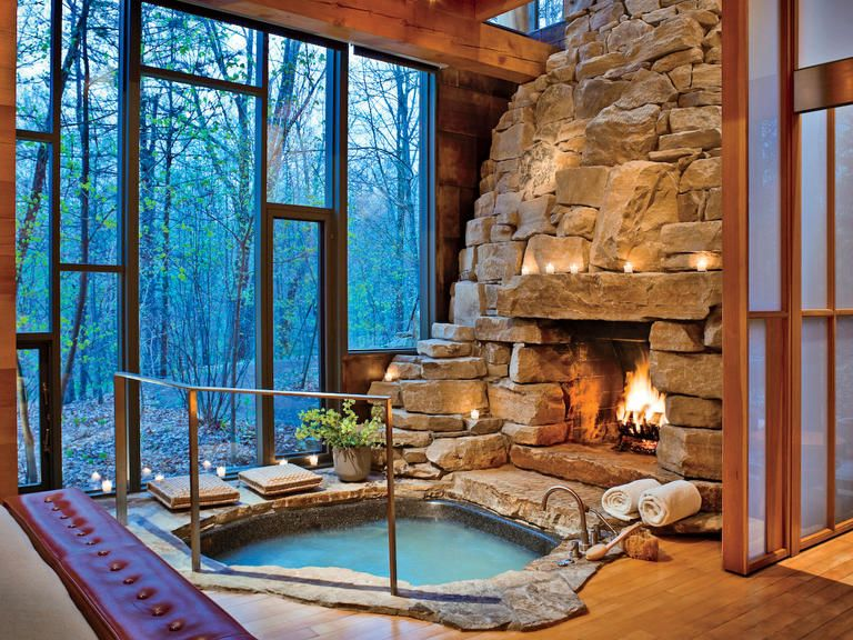 10 Of The Most Luxurious Honeymoon Suites We Ve Ever Seen Indoor Hot Tub My Dream Home Dream House