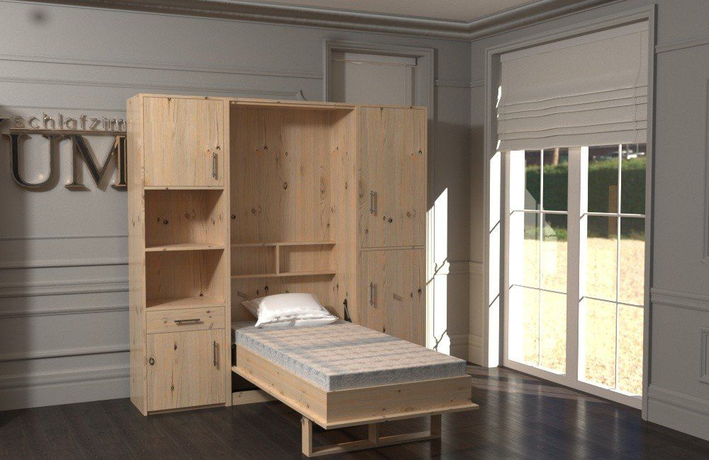 Neu Schrank Bett Schrankbett, Schrank, Innen schiebetüren
