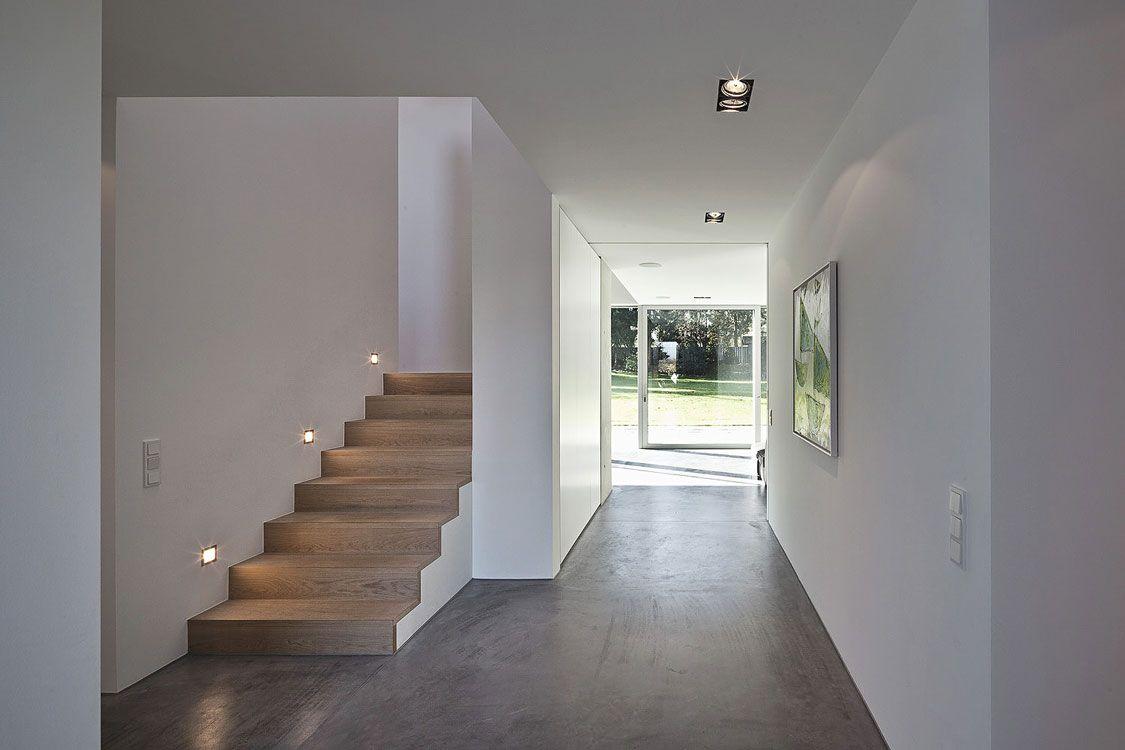 Elegant Diele Modern Sammlung Von Auberg - Ddj Architekten