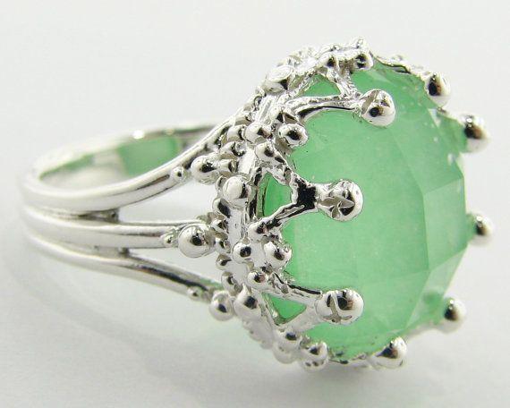 gorgeous celadon ring