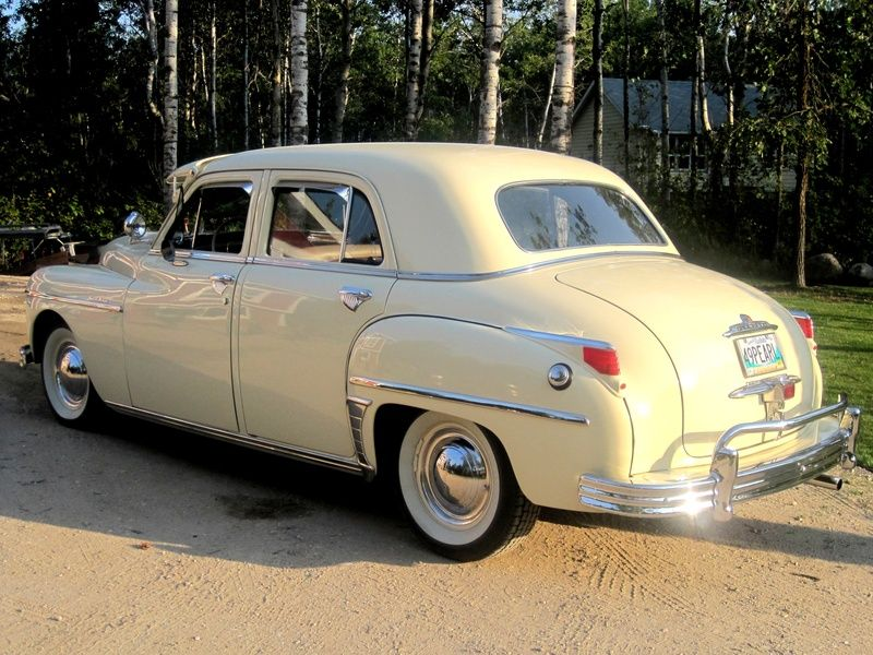 The Fleet Pearl Van Staats Classic Car Rental Wedding Cars