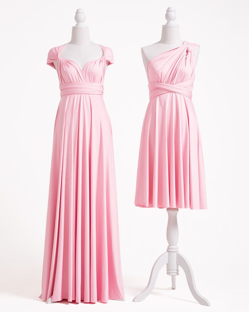 TDY Bridesmaid Maxi infinity dress / Multiway Dress / Long