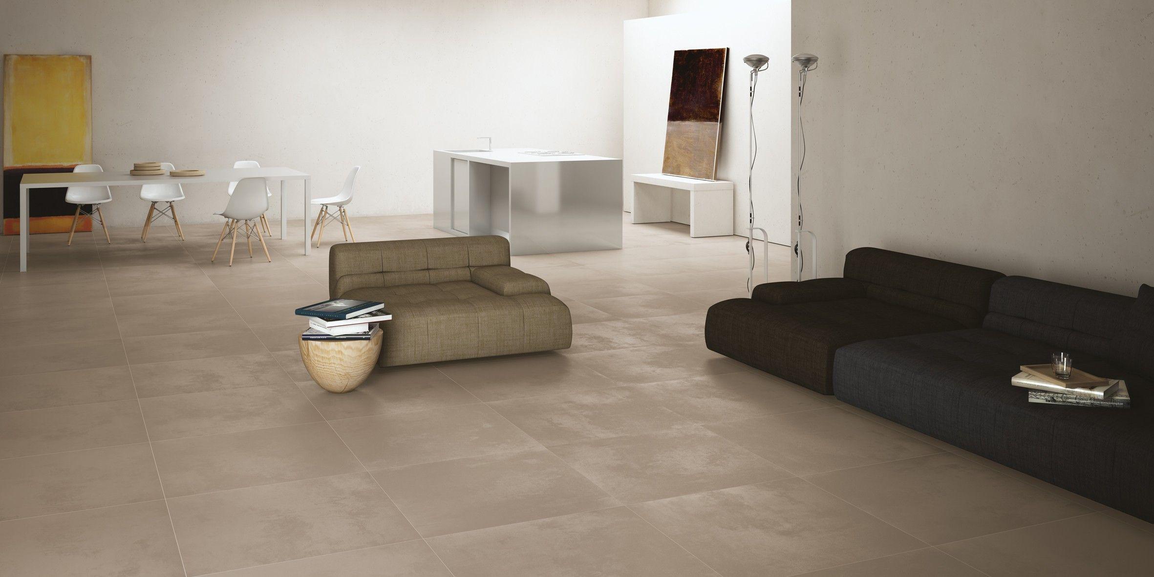 carrelage contemporain beton cire loft and design