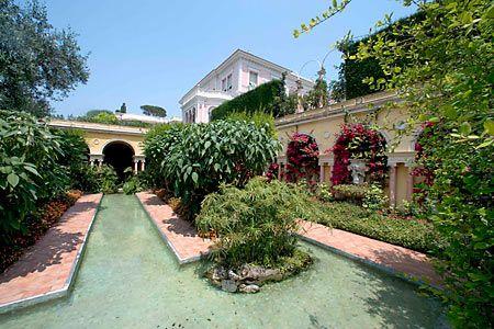 Beaux jardins de france mi humilde morada pinterest french riviera villas and voyage - Jardins ephrussi de rothschild ...