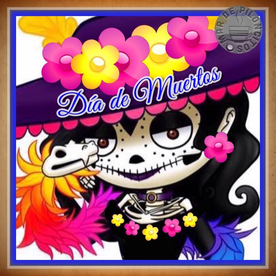 Día De Muertos Imagen 9758 Día De Muertos Calavera Caricatura