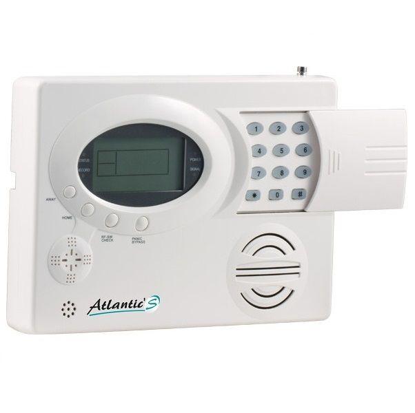 Centrale d\u0027alarme sans fil de maison Atlantic\u0027S ST-III Home decor