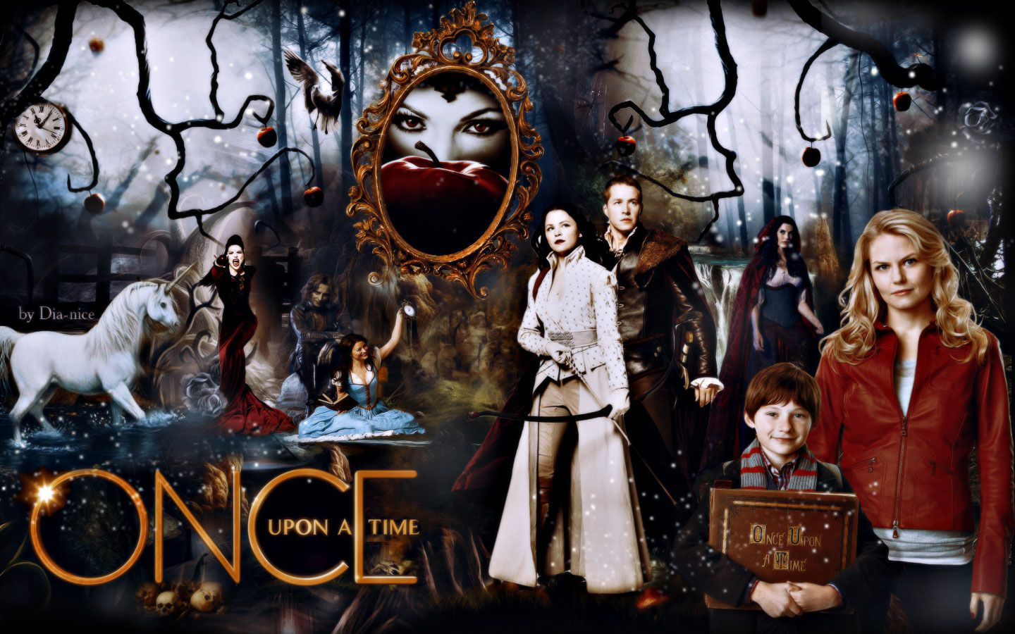 Once Upon A Time Temporada 5 Buscar Con Google Ouat Series E