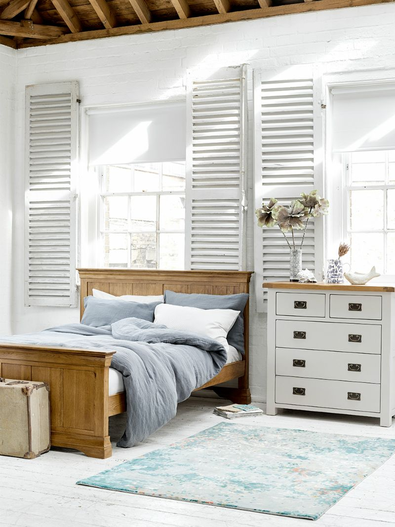 How To Mix And Match Wood Furniture In Bedroom Oak Furniture