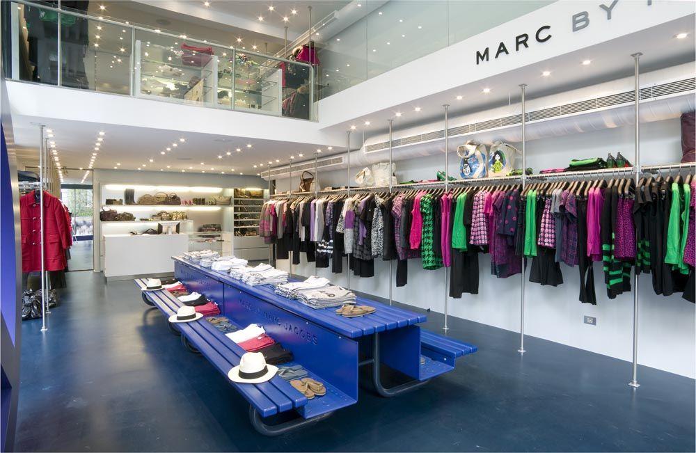 Marc by Marc Jacobs Store. Marqués de la Ensenada 2