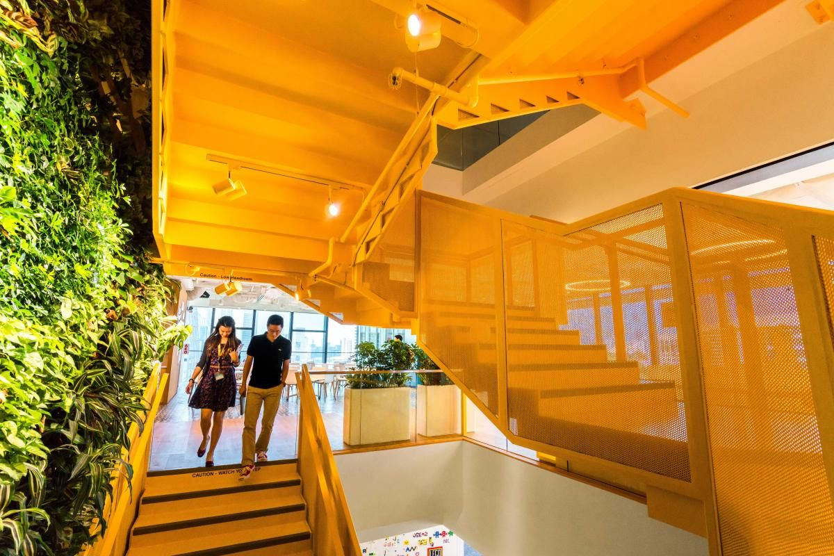 lego corporate office. THE LEGO\u0027s Vibrant Expansion Of Singapore Office Lego Corporate S