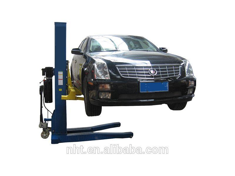 Single Post Bendpak Auto Hydraulic Lift 3 0tons   alibaba