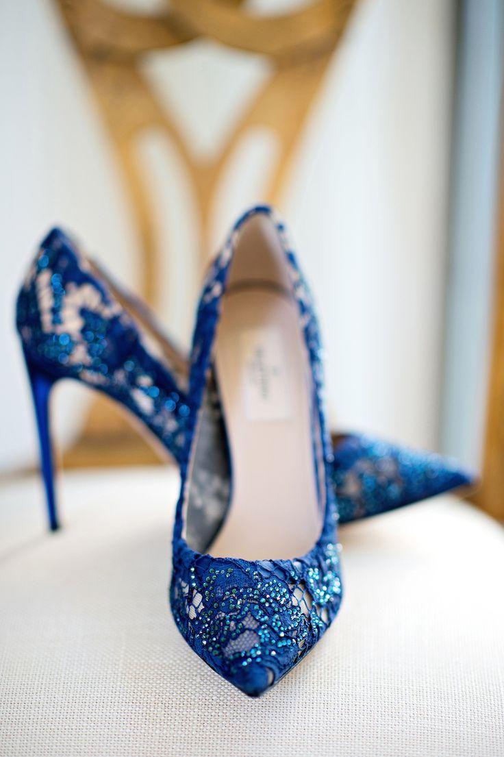 Inside weddings on zapatos novia azul zapatos de novia