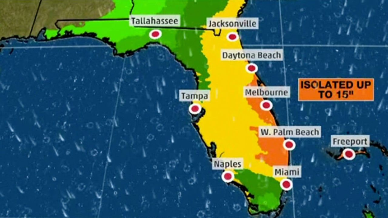 4 Things You Need To Know About Hurricane Dorian The Weather Channel Hurricane Weather Map