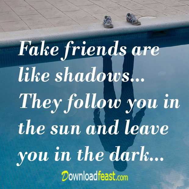 Fake Friends Are Likeu2026 Life Inspirational QuotesLife QuotesFunny ...