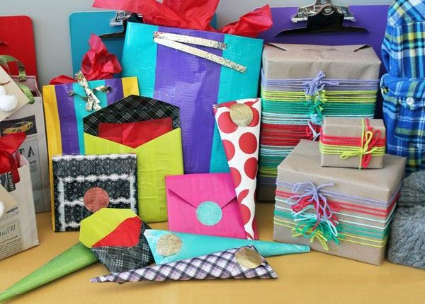 10 Tolle Geschenkverpackungen, Kreative Ideen   Http://wohnideenn.de/selber  Machen/11/tolle Geschenkverpackungen.html #Selbermachen