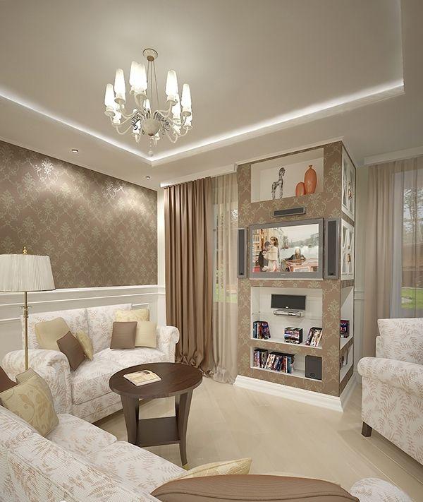 Glamorous Beige Living Room Design Beige Living Rooms Glamour Living Room Living Room Decor Modern