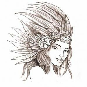 Aztec princess don 39 t tell mom pinterest aztec for Don t tell mom tattoo