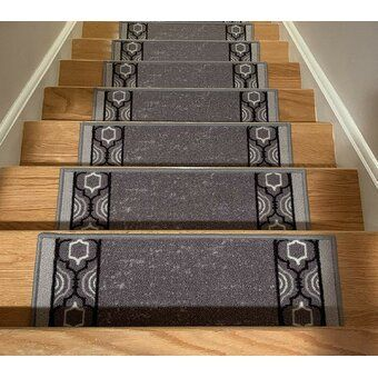Best Pratolina Skid Slip Resistant Gray Stair Tread Stair 400 x 300
