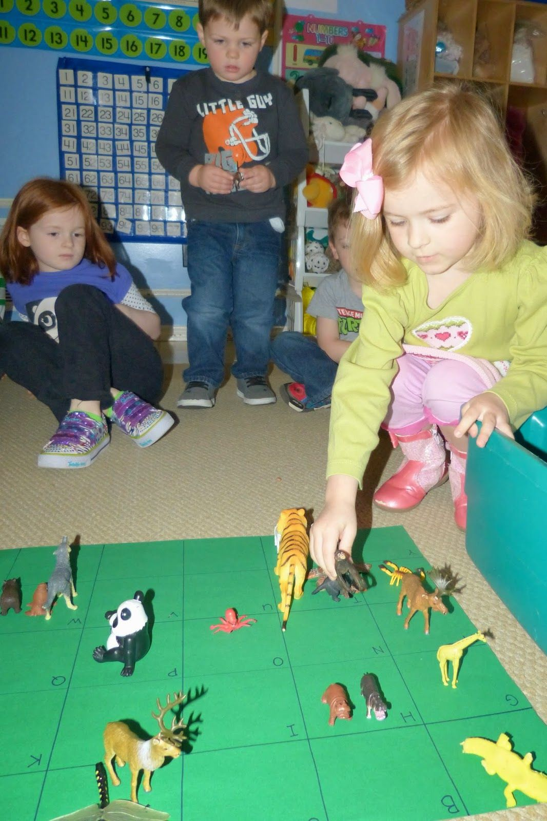 Z is for Zebras and Zoo | Kindergarten reading activities ...