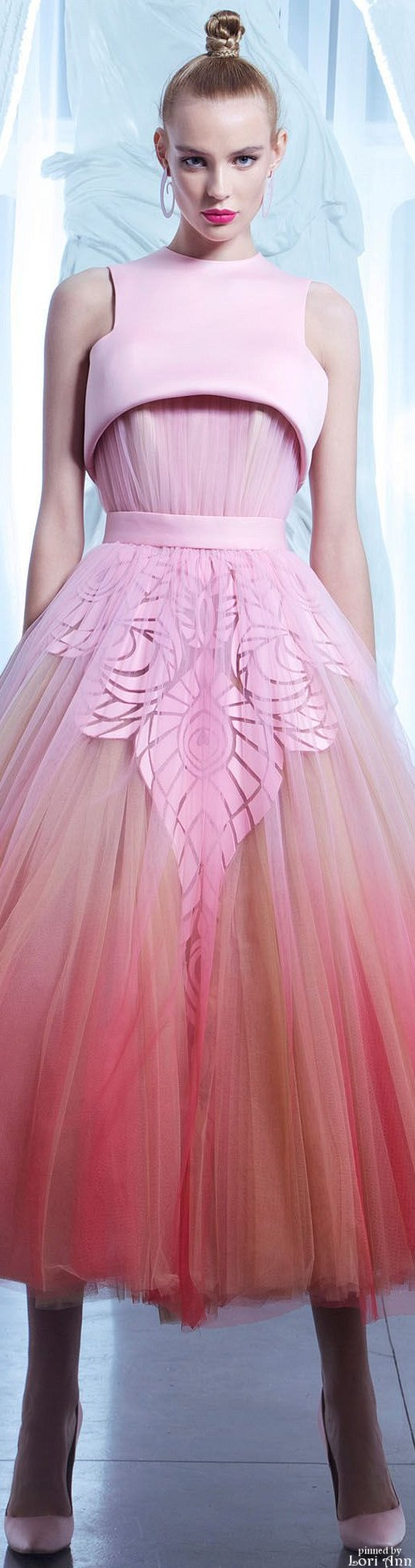 Nicolas Jebran Couture Fall 2015 | 2010-2018 | Pinterest | Vestidos ...