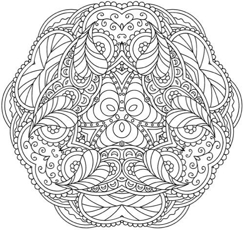 the best mandala coloring books for adults mandala coloring books coloring sheets color. Black Bedroom Furniture Sets. Home Design Ideas