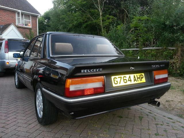 cool as pug peugeot 505 gti petrolblog peugeot 505 pinterest rh pinterest com Peugeot 505 Estate Peugeot 505 GTI Nairobi