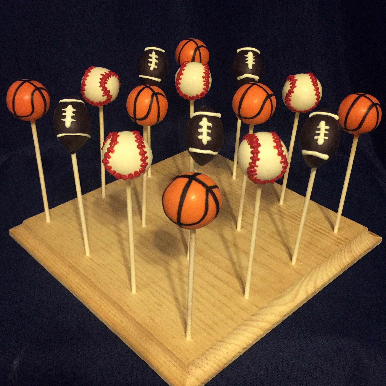 10+ Basketball cake pops tutorial inspirations