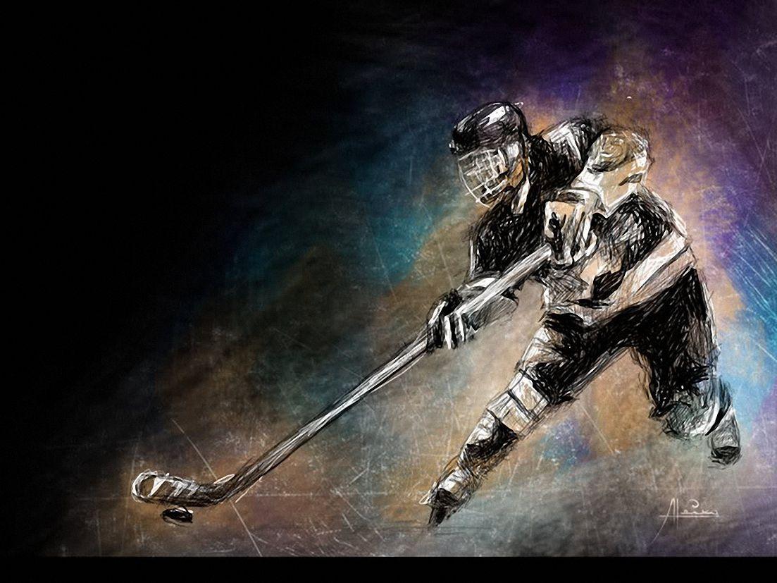 Cool Hockey Backgrounds Wallpapersafari Hockey Puck Hockey News Ice Hockey