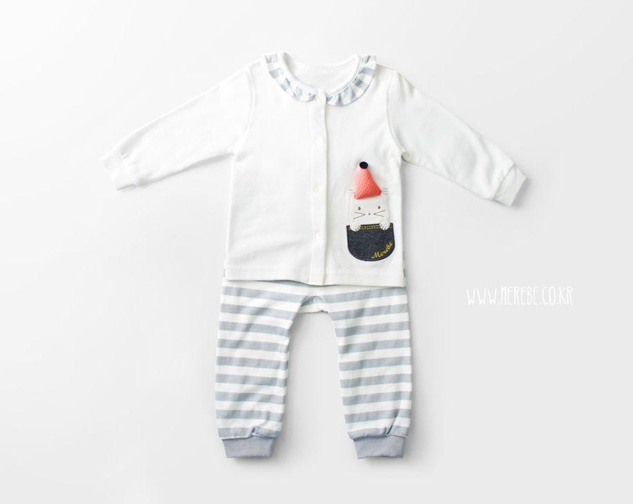 256755074 Baby pajamas Merebe