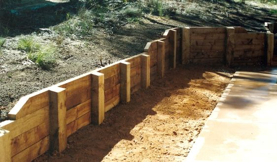 Timber Retaining Wall Designs failing treated timber wall 1000 Images About Raised Bed On Pinterest Retaining Walls Railway Sleepers And Google Search