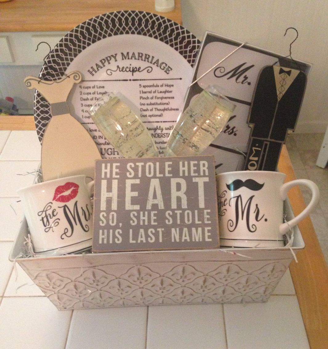 Diy Wedding Gift Basket Ideas: Wedding Gift Baskets, Gifts