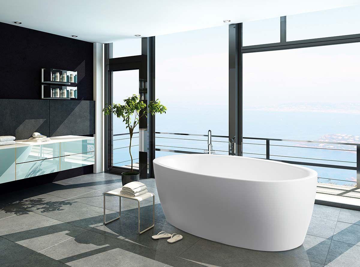 Design Badewanne Wir Erklaren Was Eine Design Wanne Ausmacht Badewanne Wanne Freistehende Wanne