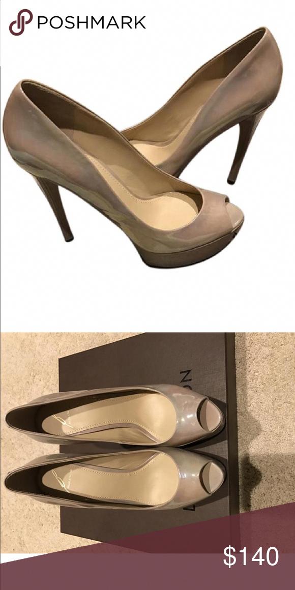 d370d2a27af Brian Atwood Opal platform peep toe heel from Brian Atwood- worn once Brian  Atwood Shoes Heels  BrianAtwood