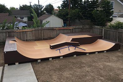 Attrayant Keen Ramps, Skateboard Ramp, Mini Half Pipe, Dream Ramp, Custom Skate Ramp,  Private Skatepark, Backyard Half Pipe, Amazing Skate Ramp, Skatepark  Builder, ...